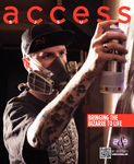 Access, October 2011 by San Jose State University, School of Journalism and Mass Communications