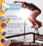 Access, November 2012 by San Jose State University, School of Journalism and Mass Communications