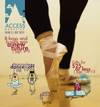 Access Magazine, December 2013 by San Jose State University, School of Journalism and Mass Communications