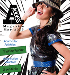 Access Magazine, May 2015 by San Jose State University, School of Journalism and Mass Communications