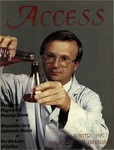 Access Magazine, Fall/Winter 1987 by San Jose State University, School of Journalism and Mass Communications