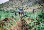 Ditch Cleaning Tractor 2 by Gallegos