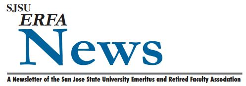 Emeritus and Retired Faculty Association (ERFA) Newsletter