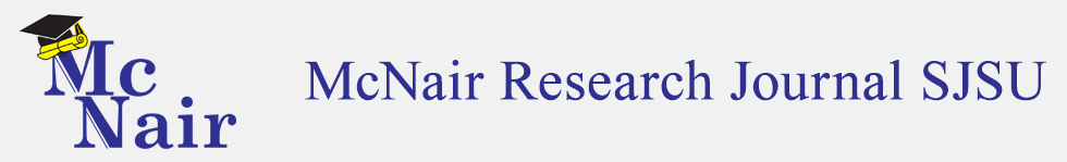 McNair Research Journal SJSU