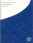 Associated Students Annual Report 2006-2007 by San Jose State University, Associated Students