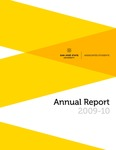 Associated Students Annual Report 2009-2010