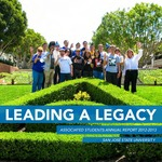 Associated Students Annual Report 2012-2013 by San Jose State University, Associated Students