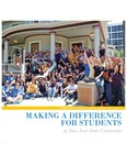 Associated Students Annual Report 2011-2012 by San Jose State University, Associated Students