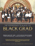 35th Annual African American Commencement, 2017