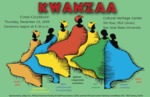 Kwanzaa: Come Celebrate! 2009 by San Jose State University, Cultural Heritage Center