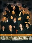34th Chicano Commencement, 2004 by San Jose State University, Associated Students