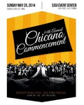 44th Chicano Commencement, 2014