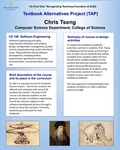 CS 160: Software Engineering Textbook Alternatives by Chris Tseng