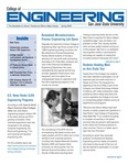 Engineering at San Jose State University, Spring 2004 by San Jose State University, Charles W. Davidson College of Engineering
