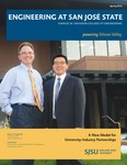 Engineering at San Jose State University, Spring 2015 by San Jose State University, Charles W. Davidson College of Engineering