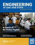Engineering at San Jose State University, Fall 2018