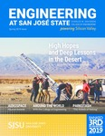 Engineering at San Jose State University, Spring 2019