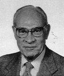 Gilbert, John Atlee (1914-1999) by San Jose State University