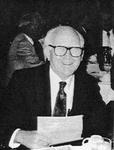 Gunderson, Norman O. (1918-1996) by San Jose State University