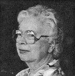 Spurgeon, Dolores F. (1915-2012)