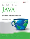 Core Java, Volume II -- Advanced Features