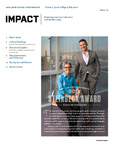 IMPACT, Fall 2014 by San Jose State University, Connie L. Lurie College of Education