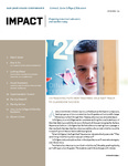 IMPACT, Spring 2014 by San Jose State University, Connie L. Lurie College of Education