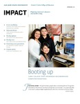 IMPACT, Spring 2011 by San Jose State University, Connie L. Lurie College of Education