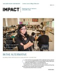 IMPACT, Fall 2015 by San Jose State University, Connie L. Lurie College of Education