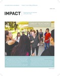 IMPACT, Fall 2016 by San Jose State University, Connie L. Lurie College of Education