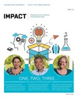 IMPACT, Fall 2017 by San Jose State University, Connie L. Lurie College of Education