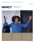IMPACT, Spring 2018 by San Jose State University, Connie L. Lurie College of Education