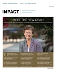 IMPACT, Fall 2018 by San Jose State University, Connie L. Lurie College of Education