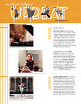 Upbeat, Dec. 2014 by San Jose State University, School of Music and Dance