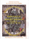 NACCS 29th Annual Conference by National Association for Chicana and Chicano Studies