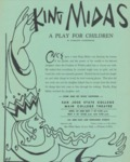 King Midas and the Golden Touch (1959) by San Jose State University, Theatre Arts