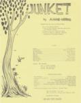 Junket (1964) by San Jose State University, Theatre Arts