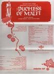 The Duchess of Malfi (1969) by San Jose State University, Theatre Arts