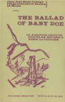 The Ballad of Baby Doe (1970)