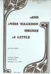 And Miss Reardon Drinks a Little (1973)