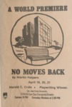 No Moves Back (1979)