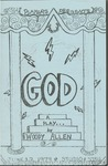 God (1979) by San Jose State University, Theatre Arts