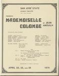 Mademoiselle Colombe (1976)