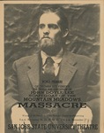 The Trials and Execution of John Doyle Lee Scapegoat of The Mountain Meadow Massacre (1982)