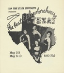 The Best Little Whorehouse in Texas (1986) by San Jose State University, Theatre Arts