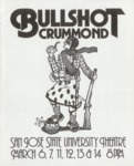 Bullshot Crummond (1987) by San Jose State University, Theatre Arts