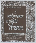 A Midsummer Night's Dream (1987) by San Jose State University, Theatre Arts