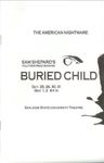 Buried Child (1985) by San Jose State University, Theatre Arts