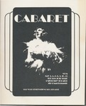 Cabaret (1985) by San Jose State University, Theatre Arts