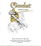 Camelot (1988) by San Jose State University, Theatre Arts